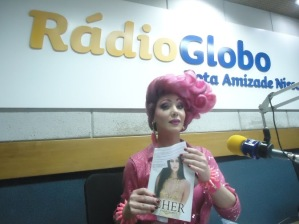 paulette pink rádio globo